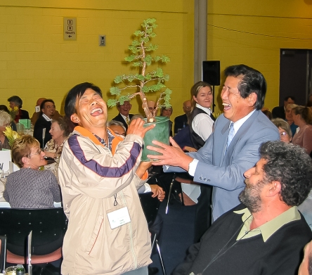 Auction winner 2005 AABC National Convention